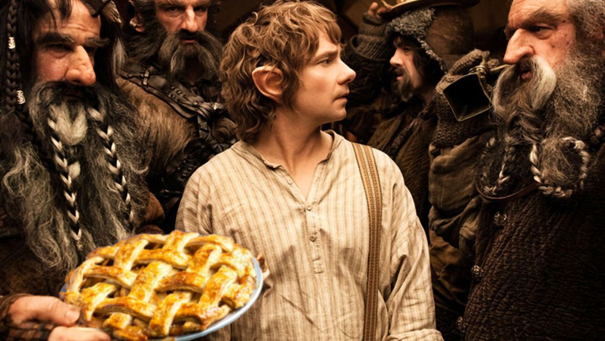 This hobbit baked millions of pies to hit max level in Lord of the Rings Online