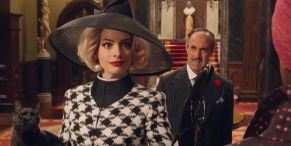 Stanley Tucci Explains Why It Was 'Nice' To Be Able To Reunite With Anne Hathaway For The Witches