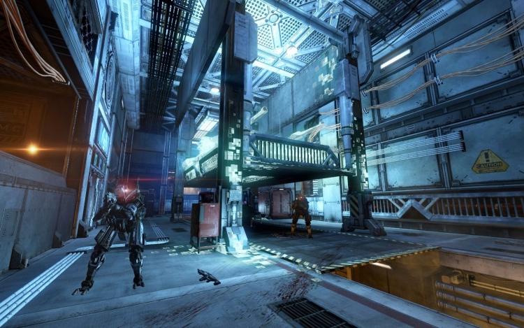 Titanfall Expedition DLC Screenshots Reveal War Games Map #31181