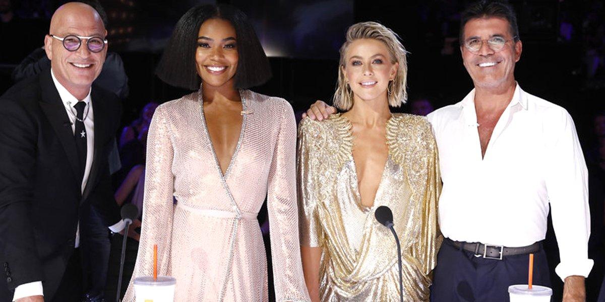 Gabrielle Union & Julianne Hough Won't Return as 'America's Got Talent' Judges