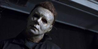 Michael Myers in Blumhouse's Halloween
