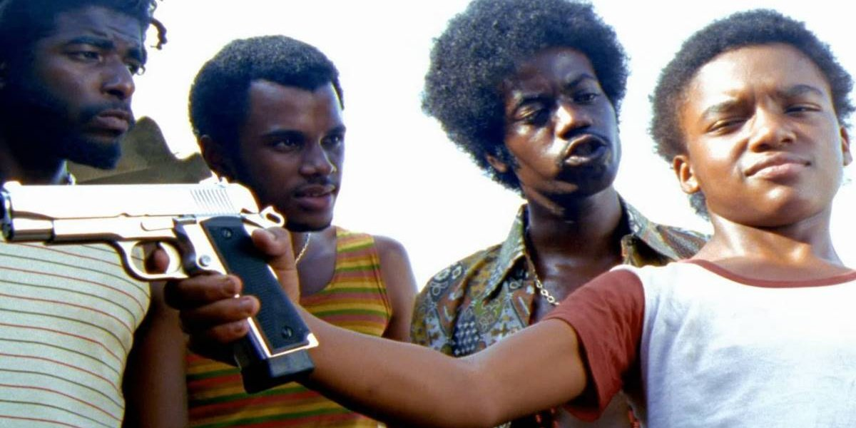 Some of the cast of City of God.