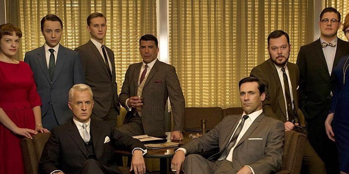 The Mad Men cast