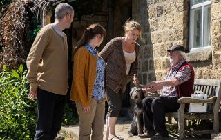 Emmerdale spoilers! Zak Dingle clashes with his new doggy best friend's owner