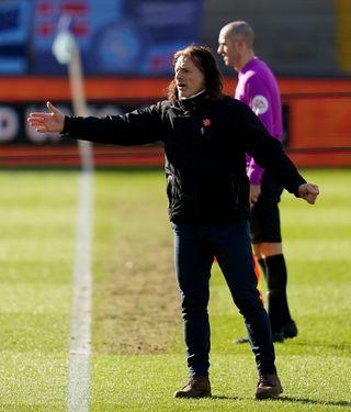 Wycombe Wanderers v Preston North End – Sky Bet Championship – Adams Park