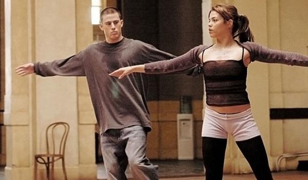 Step Up Channing Tatum Jenna Dewan-Tatum Dance Lesson