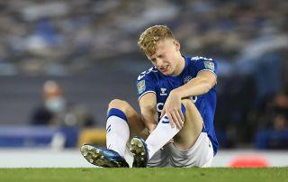 Everton v Salford City – Carabao Cup – Second Round – Goodison Park