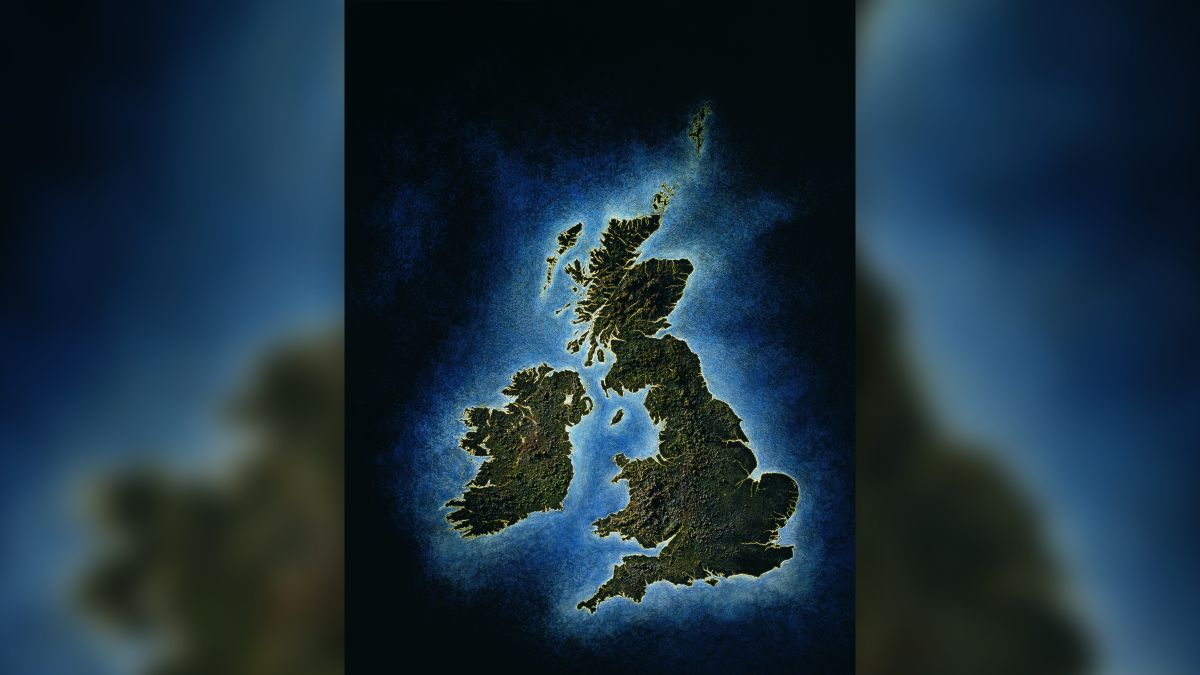 Who was the first person to write about the British Isles?
