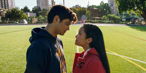 Netflix's To All The Boys I've Loved Before White Boyfriend