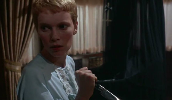 Rosemary's Baby Get Out Paranoia