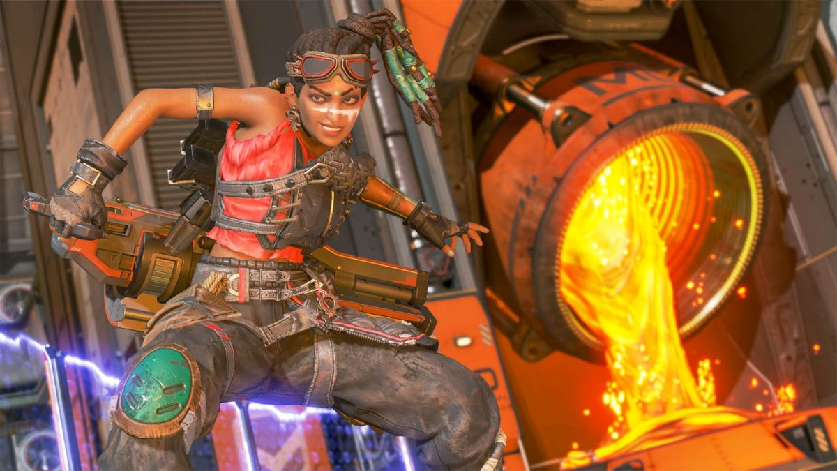 Apex Legends is getting a toasty new arenas map next week