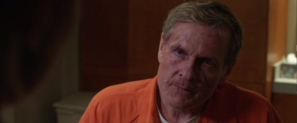 Blue Bloods Armin in prison orange