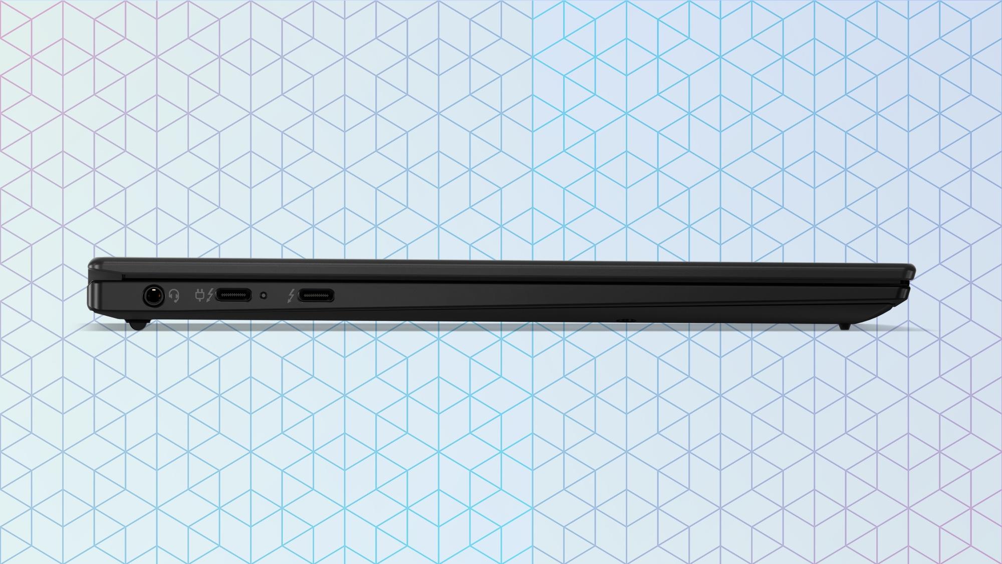 Lenovo ThinkPad X1 Nano ports