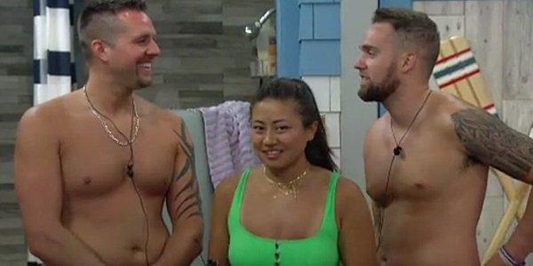 Big Brother 21 Sam Bella Nick CBS 2019