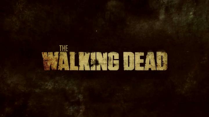 The Walking Dead Logo 2014 Fondo De Pantalla Fondos De: Will 24: Legacy Affect The Walking Dead's Lineup?
