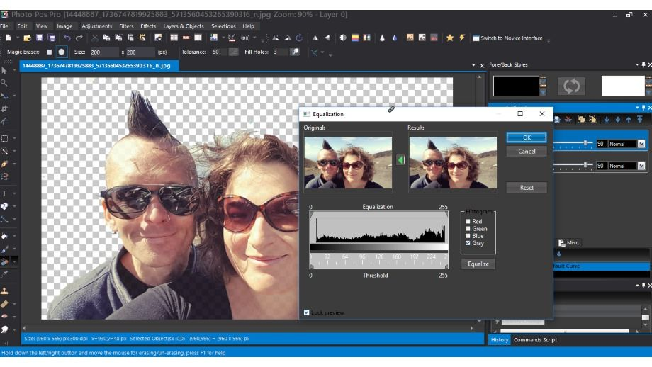 Photo Pos Pro review and where to download review | TechRadar