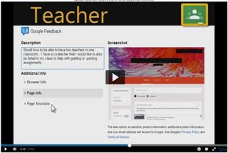 Video Tutorial: Google Classroom Training