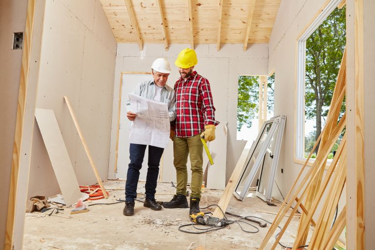 Avoiding rogue traders: working with trades people