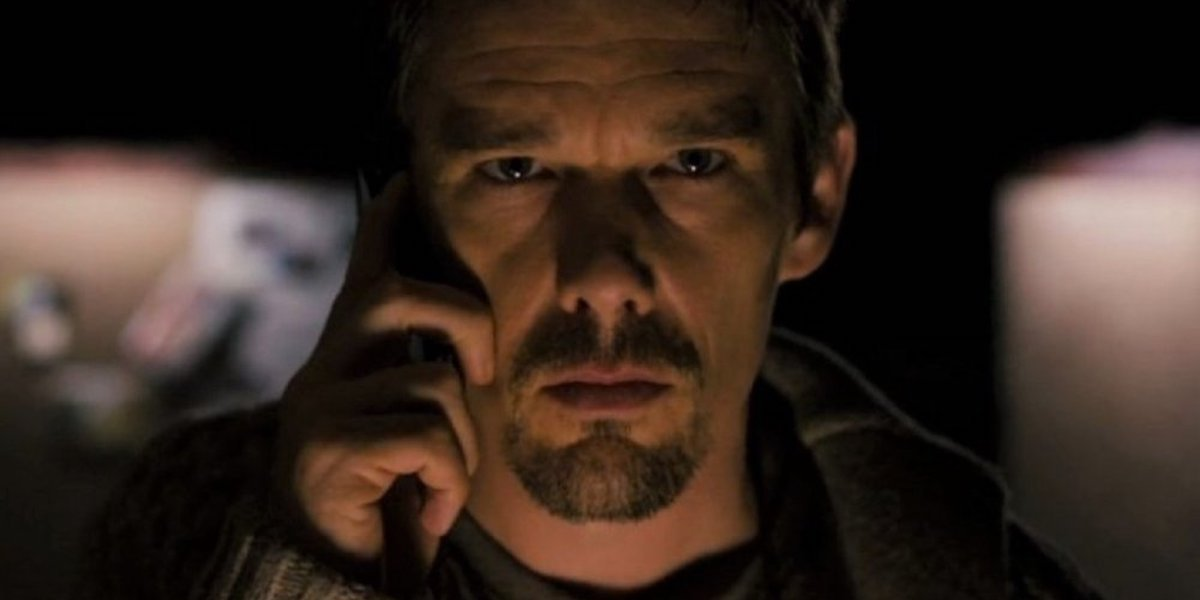 Ethan Hawke in Scott Derrickson's Sinister