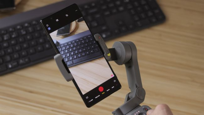DJI Osmo Mobile 3 review, Pro Windroid
