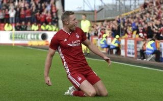 Aberdeen v Chikhura Sachkhere – UEFA Europa League – Second Qualifying Round – Second Leg – Pittodrie Stadium