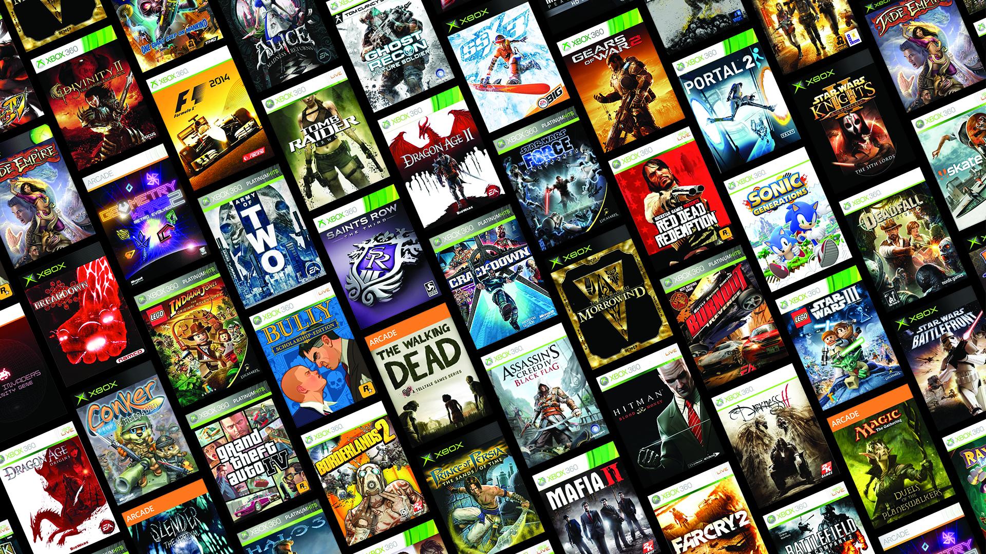 Xbox One X Backward Compatibility How It Works Gamesradar