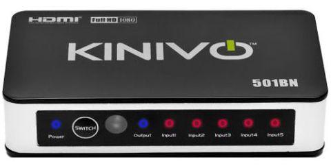 Kinivo 501BN Review - Pros, Cons and Verdict | Top Ten Reviews