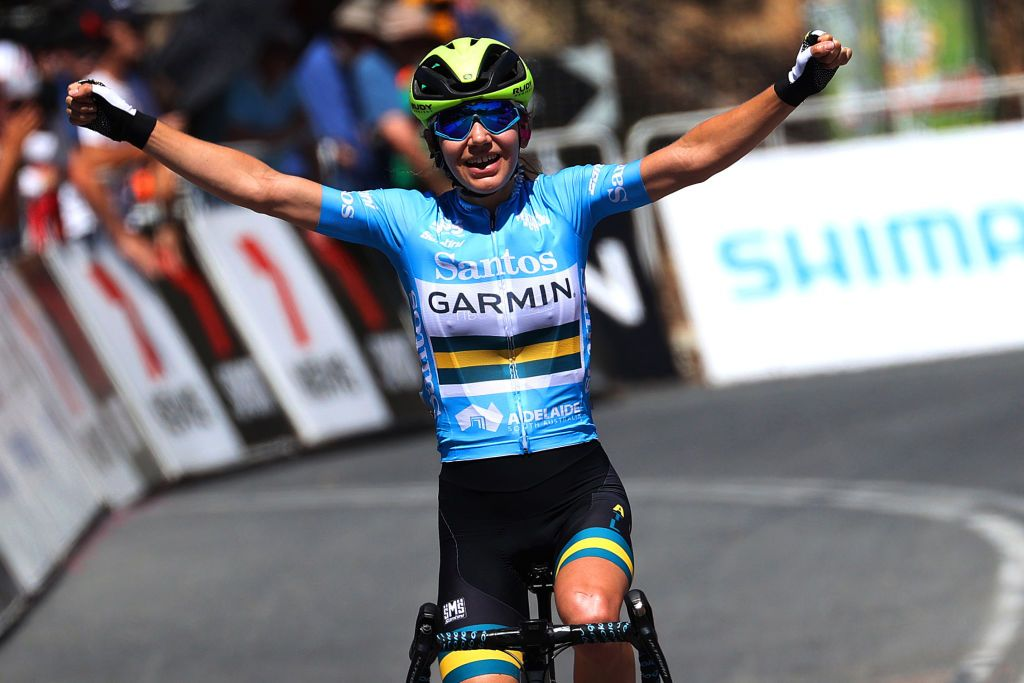 Sarah Gigante: From howls of pain and disappointment to an Olympics dream    Cyclingnews