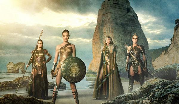 Wonder Woman Themyscira