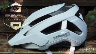 100% Altis helmet review