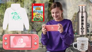 WIN! Nintendo Switch Lite plus Animal Crossing and loads of goodies