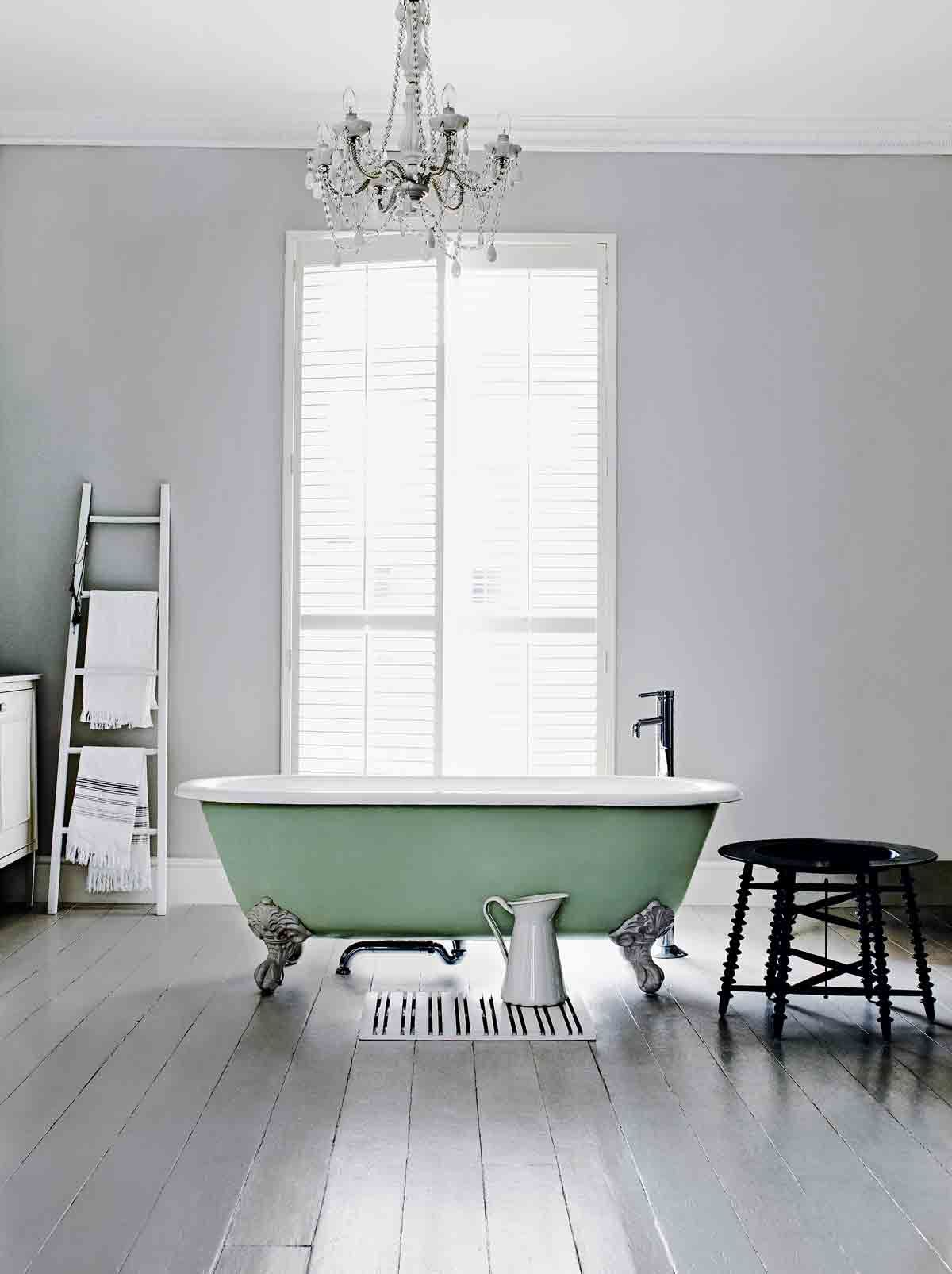 Style Classic: Roll Top Bath