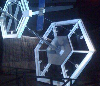 Lunar Elevator Model
