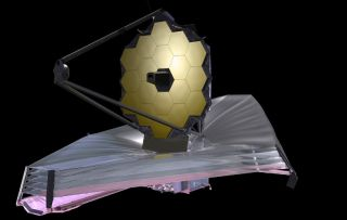James Webb Space Telescope Artist's Conception