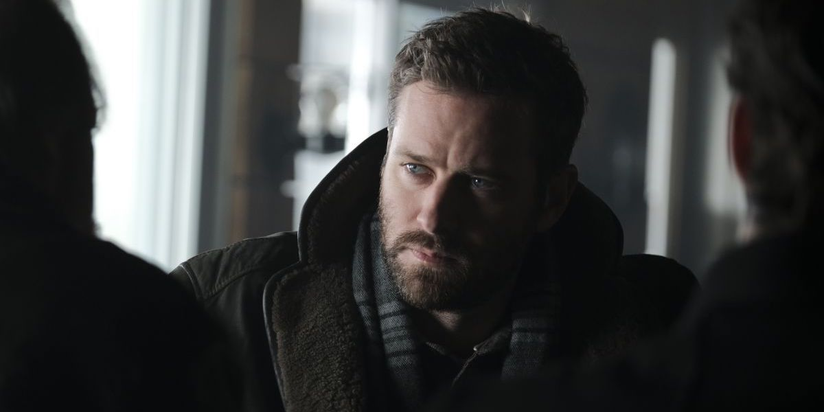 Armie Hammer in Crisis