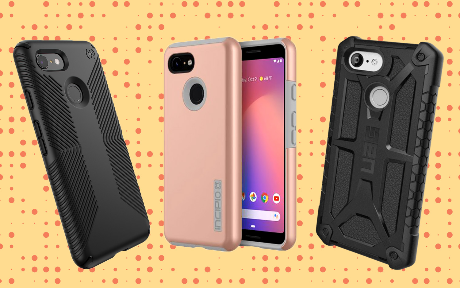 outlet store c2202 77ee9 13 Best Google Pixel 3 and Pixel 3 XL Cases | Tom's Guide