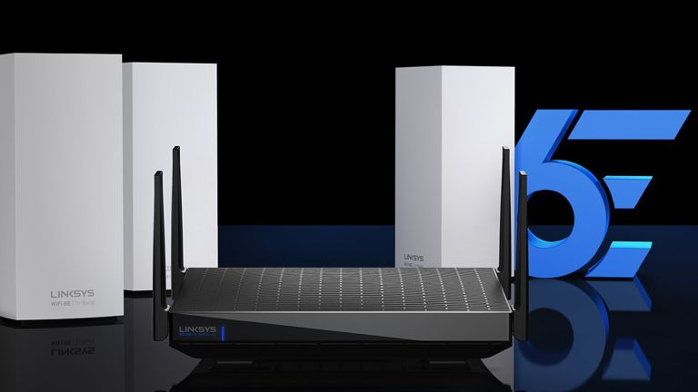Linksys Wi-Fi 6E mesh routers