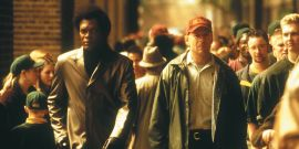 M. Night Shyamalan Shared A Sweet Unbreakable Throwback In Honor Of The Film's 20th Anniversary