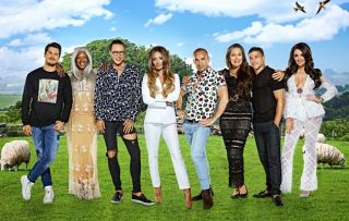 Celebs on the Farm 5 Star and Channel 5