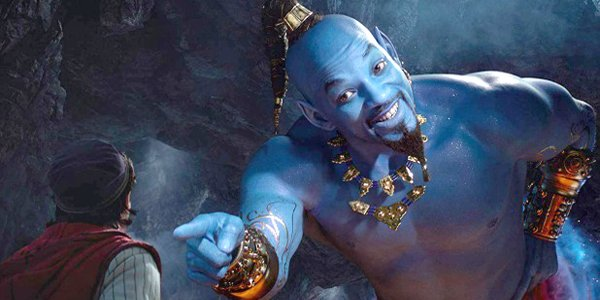 Aladdin Is Still Crushing And Just Passed Another Box Office Milestone