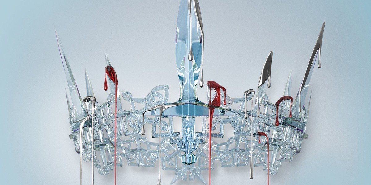 Red Queen Glass Sword's book cover
