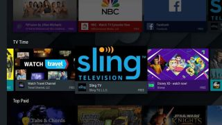 Sling TV Magnite programmatic