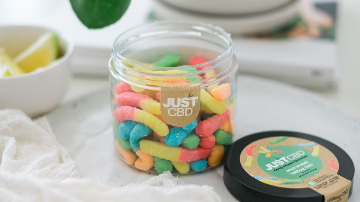 JustCBD gummies are yummy — and you can enter to win a vegan gummy bundle!