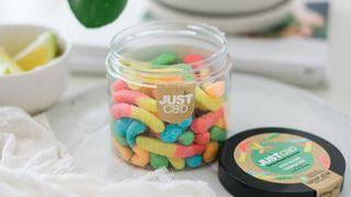 JustCBD gummies