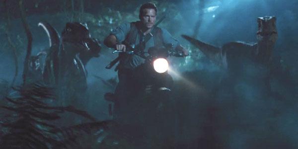 Watch Chris Pratt Name His Raptors In New Jurassic World Clip
