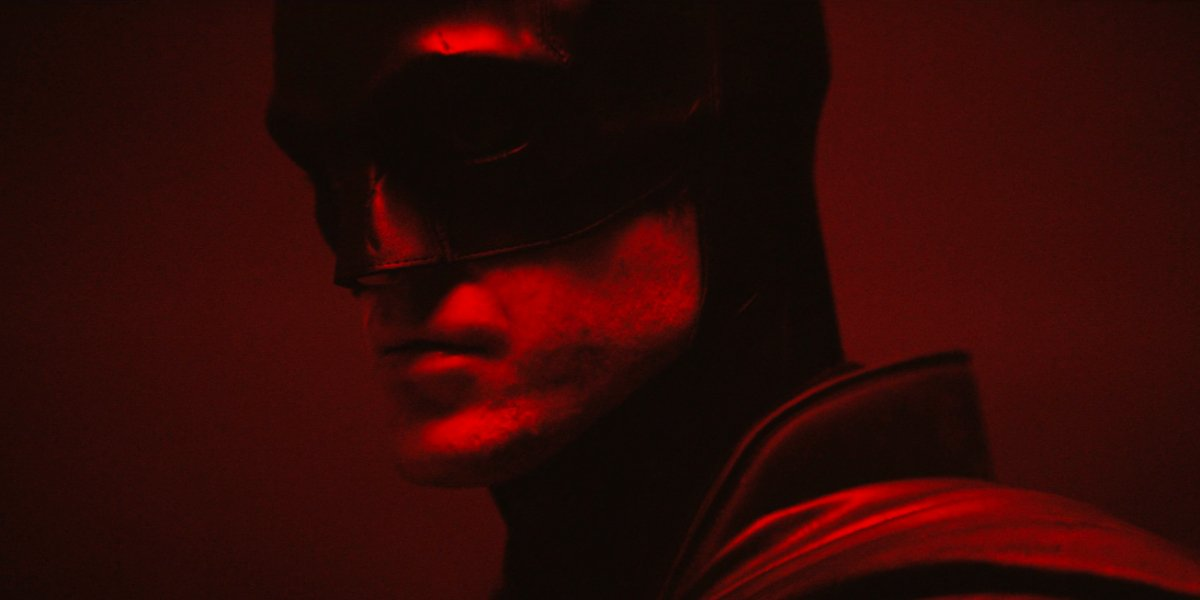 The Batman Robert Pattinson in costume