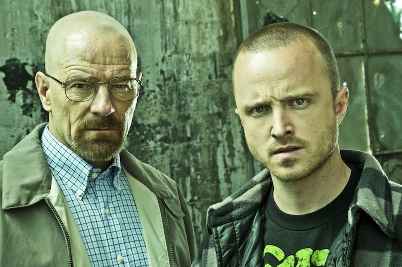 Breaking Bad Season 5 Photos Show The Cast And Walter White's Partner Relationships #22568
