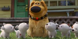 How Pixar's Dug Days Team Benefited From Working At Home
