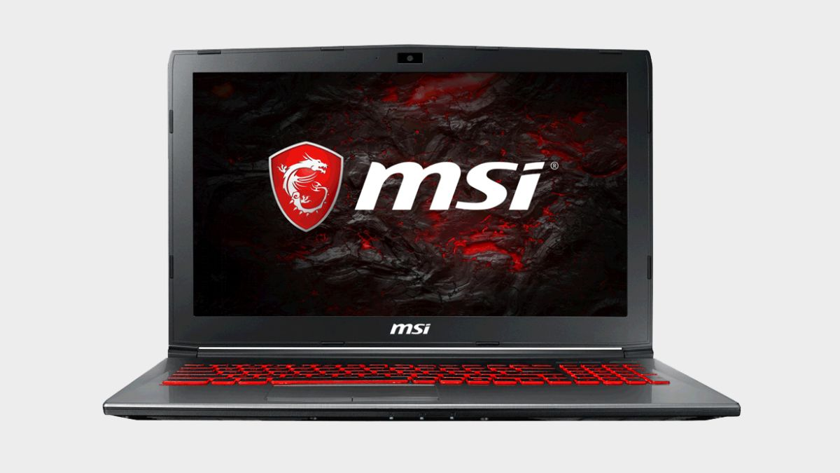 This Msi Gaming Laptop With A Gtx 1050 Ti Is Just 650 Right Now Pc Gamer