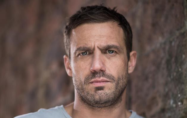 Jamie Lomas plays Warren Fox in Hollyoaks